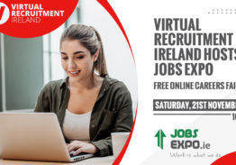 Jobs in Ireland – Online Event (November 21st)