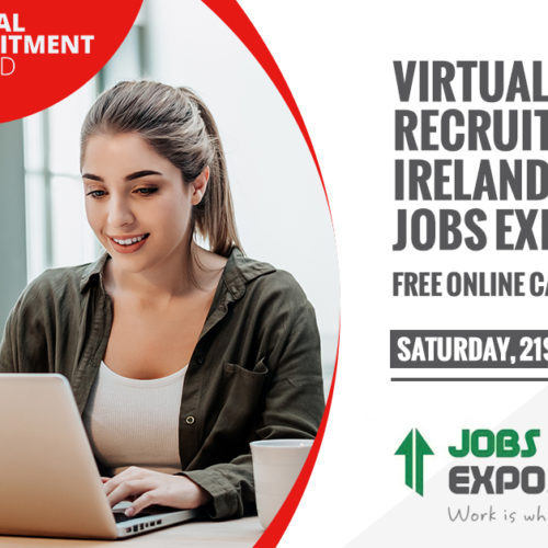 Jobs in Ireland – Online Event (November 21st)