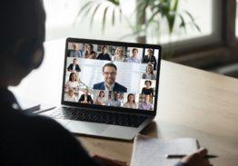 Top tips to help you shine at a virtual jobs fair