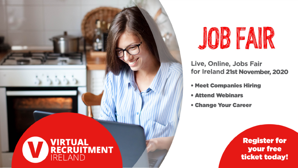 Virtual Recruitment Expo – Bigger & Better