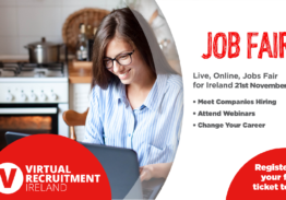 Virtual Recruitment Expo – Bigger & Better