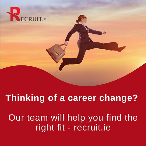 Tech Careers Expo organiser, Recruit.ie, will be exhibiting at their virtual booth on 15th July