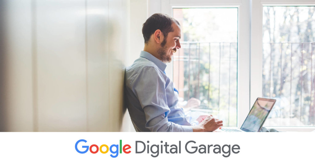 Exciting news – Google Digital Garage is delivering free digital skills training at Virtual Recruitment Ireland on 21st November