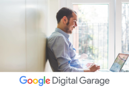 Exciting news – Google Digital Garage is delivering free digital skills training at Virtual Recruitment Expo on 25th March