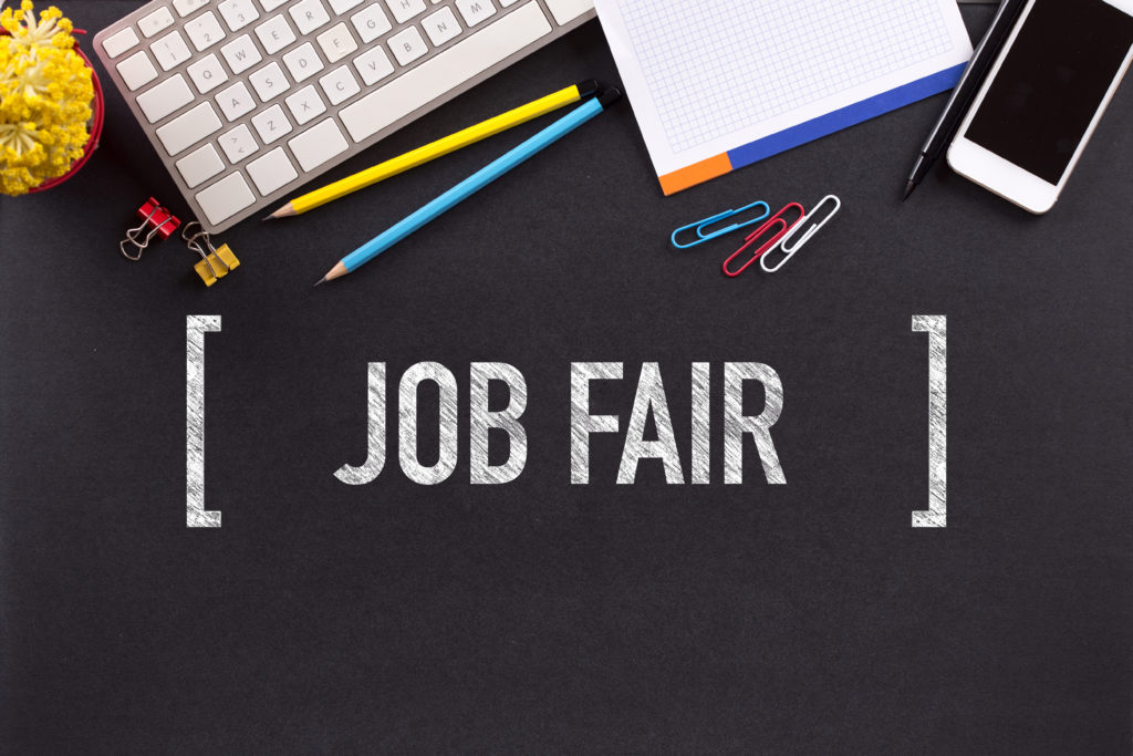 How To Introduce Yourself At An Online Jobs Fair