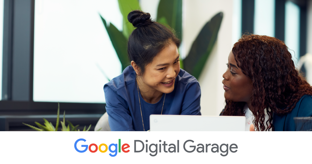 Exciting news – Google Digital Garage is delivering free digital skills training at Tech Careers Expo