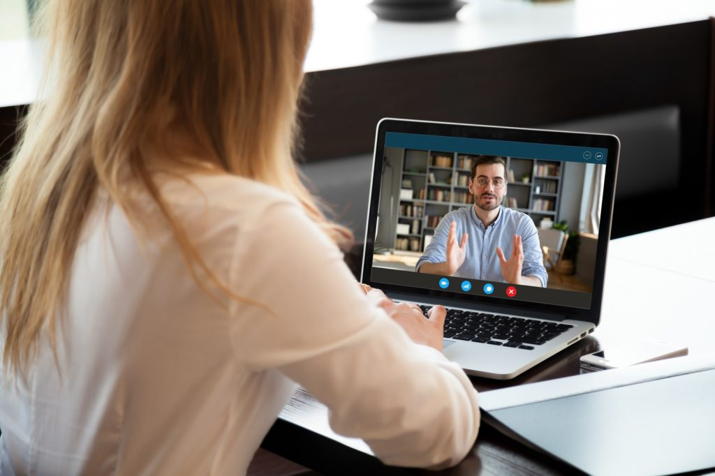 Face to Screen: How to Adapt to the Virtual Interview