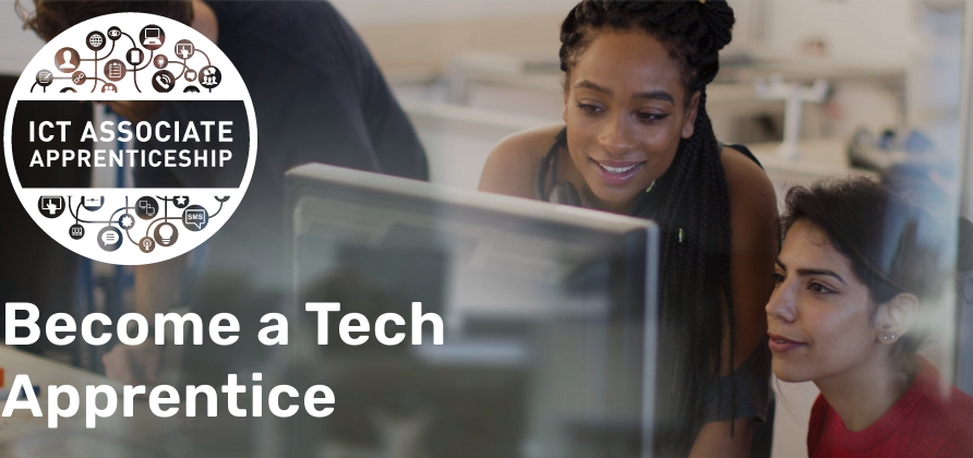 Become a tech apprentice with FIT, Fast Track to Information Technology. Chat with their team on Thursday, 13th May