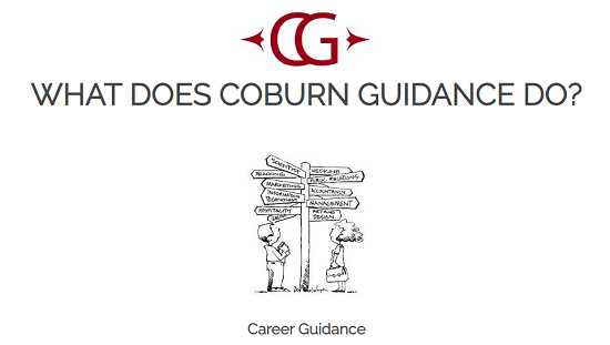Qualified Guidance Counsellor, Keith Coburn, returns to our online fair to offer jobseekers advice