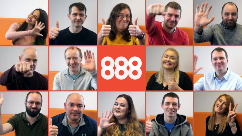 Collaborate, Automate, Validate at 888spectate