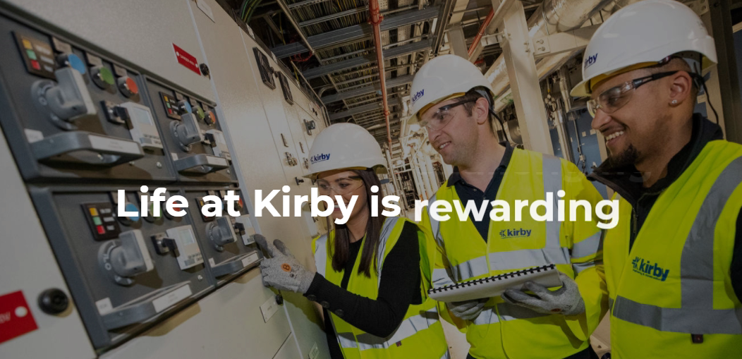 Kirby Group to exhibit, as well as recruit, at the virtual Construction & Engineering Careers Expo